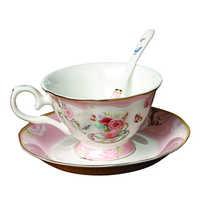 Bone china cup