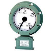 Magnetic oil level gauge