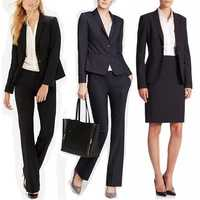 Women Wool Suit