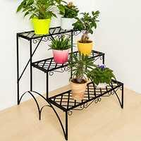 Garden plant stand