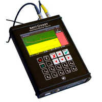 Electronic vibration analyzer