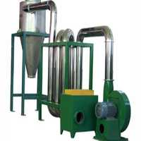 Air dispersion dryer