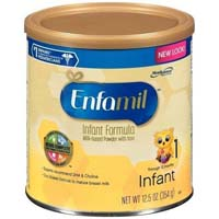 Enfamil milk powder