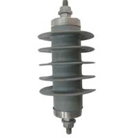 Porcelain lightning arrester