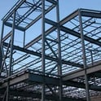 Steel Building Designing