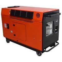 Powerful silent generator