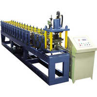 Section rolling machine