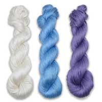 Pima cotton yarn