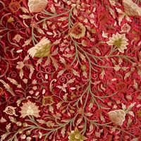 Printed Velvet Fabric