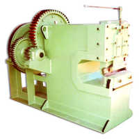 Scrap cutting machines