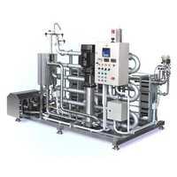 Milk Pasteurization Equipment