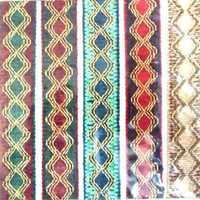 Velvet laces