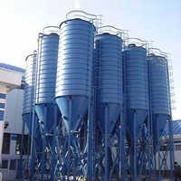 Hopper bottom silos