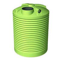 Plastic Storage Tanks