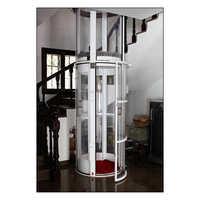 Pneumatic vacuum elevator