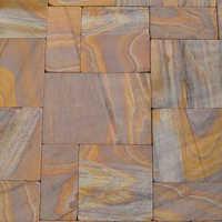 Rainbow teak sandstone