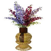 Bamboo Flower Vase