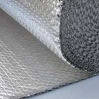 Reflective insulation material