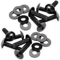 Rail screws