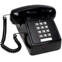 Push Button Phone