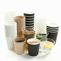 Biodegradable Disposable Cup