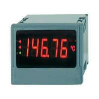 Multipoint temperature indicator