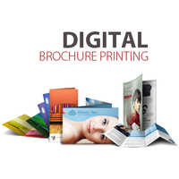 Digital brochure printing
