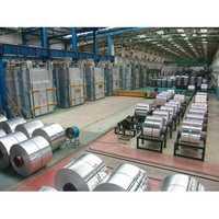 Foil annealing furnaces