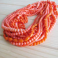 Teardrop Gemstone Beads