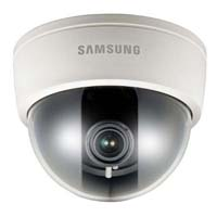 Samsung dome camera