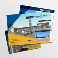 Commercial brochures
