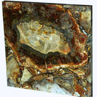 Gemstone tile