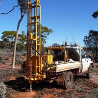 Mineral exploration services