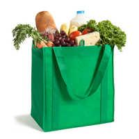 Vegetable packaging bag