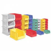 Material handling bin