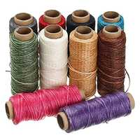 Shoe stitching threads