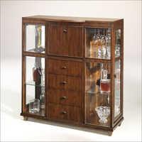 Mini bar cabinets