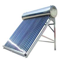Bosch solar water heater
