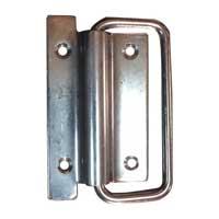 Steel chest handle