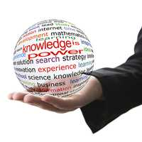 Knowledge processing services