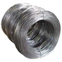 Bearing steel wire