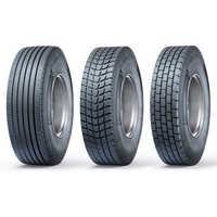 Radial retreading tyres