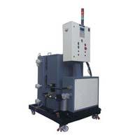 Oil dispensing unit