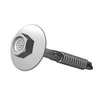 Corroshield screws