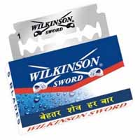 Gillette wilkinson sword blades