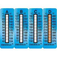 Temperature Labels