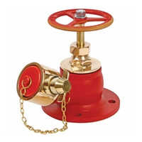 Alarm valve