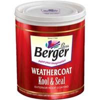 Berger epoxy paint
