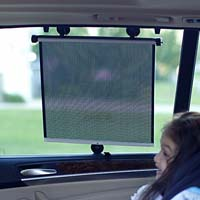 Car window shade