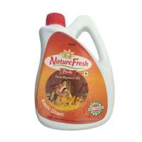 Nature fresh mustard oil